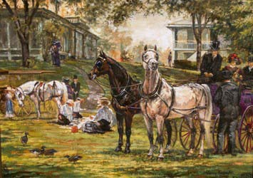 Driving 261 – Pony Carriages in History and New ADS Executive Director