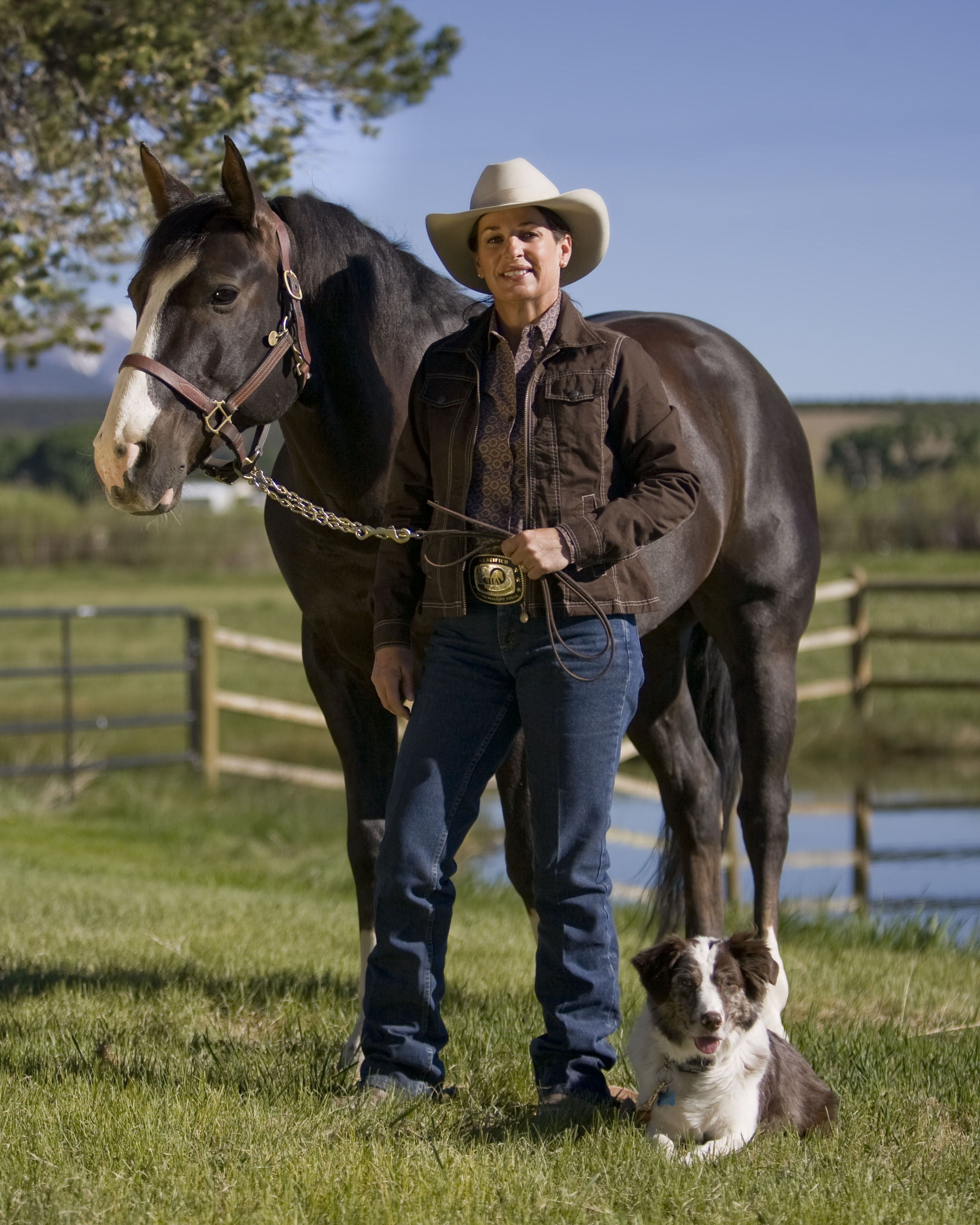 HITM 09-20-2016 by CHA – Counter Canter; It's Not The Wrong Lead with Julie Goodnight and Lori Hall-McNary