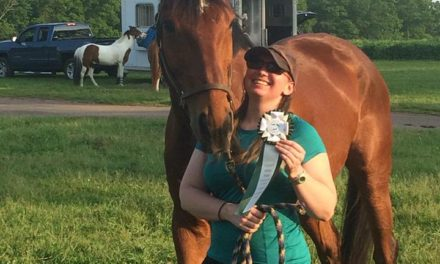Stable Scoop 409 by Equestrian Collections – Auditor Hilary Bornemann, AHP Award Winner Ema and a Listener Review