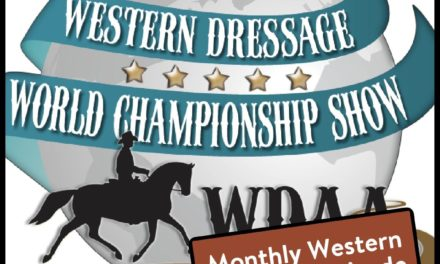 Episode 374 – Western Dressage Association of America and Riding Circles