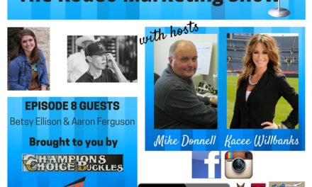 Rodeo Marketing 8 – Rodeo Houston Social Media Manager Betsy Ellison, Bull Fighters Only President Aaron Ferguson