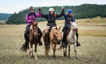 HITM 09-13-2016 – Endurance Day – Mongol Derby Winners, Debby Wills on How To Crew