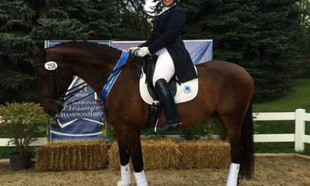 Dressage 383 – Listener Amy, Meeting Energy Needs with KPP, Latest Innovations from Total Saddle Fit