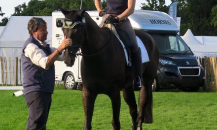 Eventing 420 by Bit of Britain – Liz & Paul – Burghley First Timers Wallace, Glentworth and MacPherson