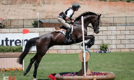 Eventing 421 by Bit of Britain – Joe & Max – Burghley Winner Chris Burton and EquiRatings Numbers, Wood and DePorter on AEC's