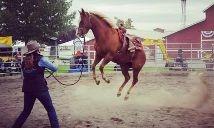 HITM 09-27-2016 by Horseware – Rodeo Photographer Hollenback, Sissy Smith King, Horsemanship Challenge Winner Williams, Kitzmiller's Horse Balloon
