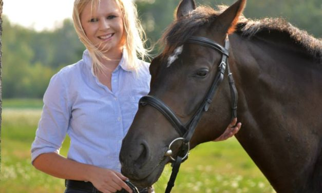 Stable Scoop 426 by Horseloverz.com – Canadian Auditor Nicole Lootsma and the Olympia Boot
