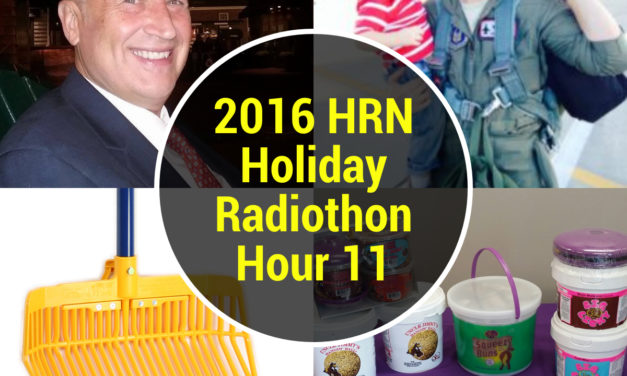 Hour 11 – 7pm-8pm 2016 HRN Holiday Radiothon by Weatherbeeta – Horse Husbands Hour