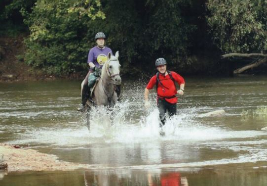 HITM 01-10-2017 Endurance Day – Barn Camera Revelations, Krueger on Ride and Tie, Woodhouse on Winter Conditioning