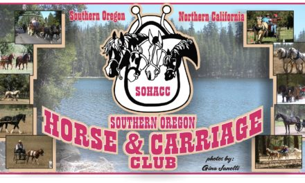 289 – Southern Oregon Horse and Carriage Club and Relieving Show Stress