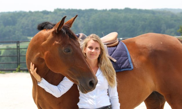 HITM 02-09-2017  Mary Kitzmiller Training by Horseware – Training Aids, Callie Rae King, Being A Fearful Rider