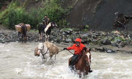 HITM 03-16-2017 NATRC – Riding in Alaska, Trail Master's Job, How To Contain Your Horse