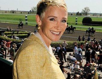 Around the Track 4 – NBC Sports Broadcaster, Former Jockey Donna Barton Brothers