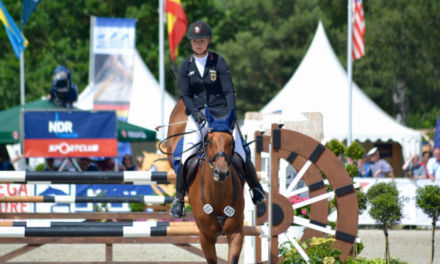 Eventing 462 by Bit of Britain – Liz & Paul – Luhmühlen Wrap with Julia Krajewski, Nicola Wilson, Michelle Hasibar and Sarah Bullimore