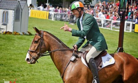 2018 WEG Show 14 by KPPUSA.com – Update on Tickets, Housing, Parking, Volunteers and Jobs and Olympian Jonty Evans
