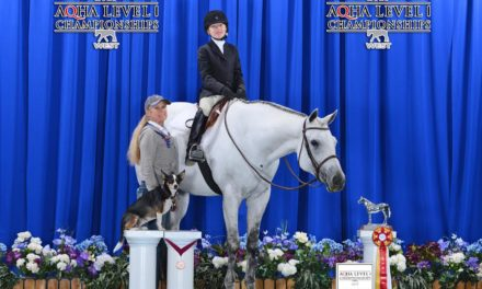 Horsemanship 92 by Omega Fields – Cece Campbell, PCQHA President & Author, Youth Endurance Rider Jenna Asnault