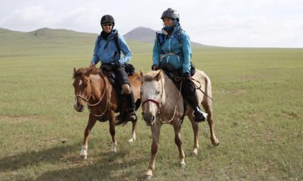 Mongol Derby Special Report for August 11, 2017 with Devan Horn