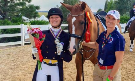 428 – Angela Jackson and Rebekah Mingari on Young Rider Championships, Moore on Young Horses