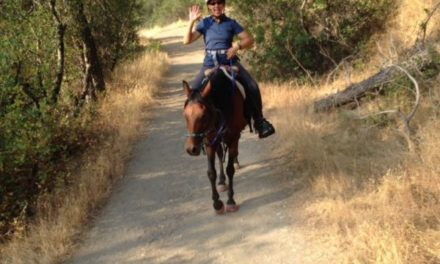 HITM 08-17-2017 by NATRC – New Trail Journal Magazine, Erin Glassman's Tevis Ride, Living Quarters Priorities