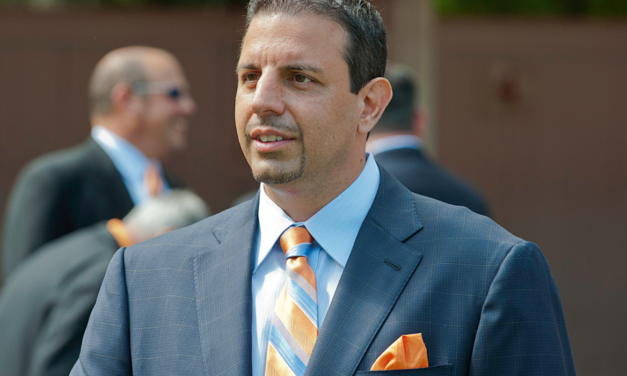 Around the Track 15 – Entrepreneur, Racehorse Owner Mike Repole
