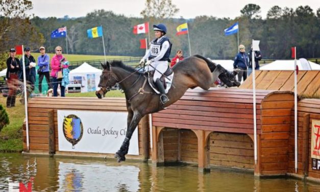 Eventing 483 – Ocala Jockey Club Winner Burnett, Adelaide 4Star Review – by Bit of Britain with Liz & Paul